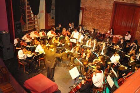 Un concierto del Bicentenario