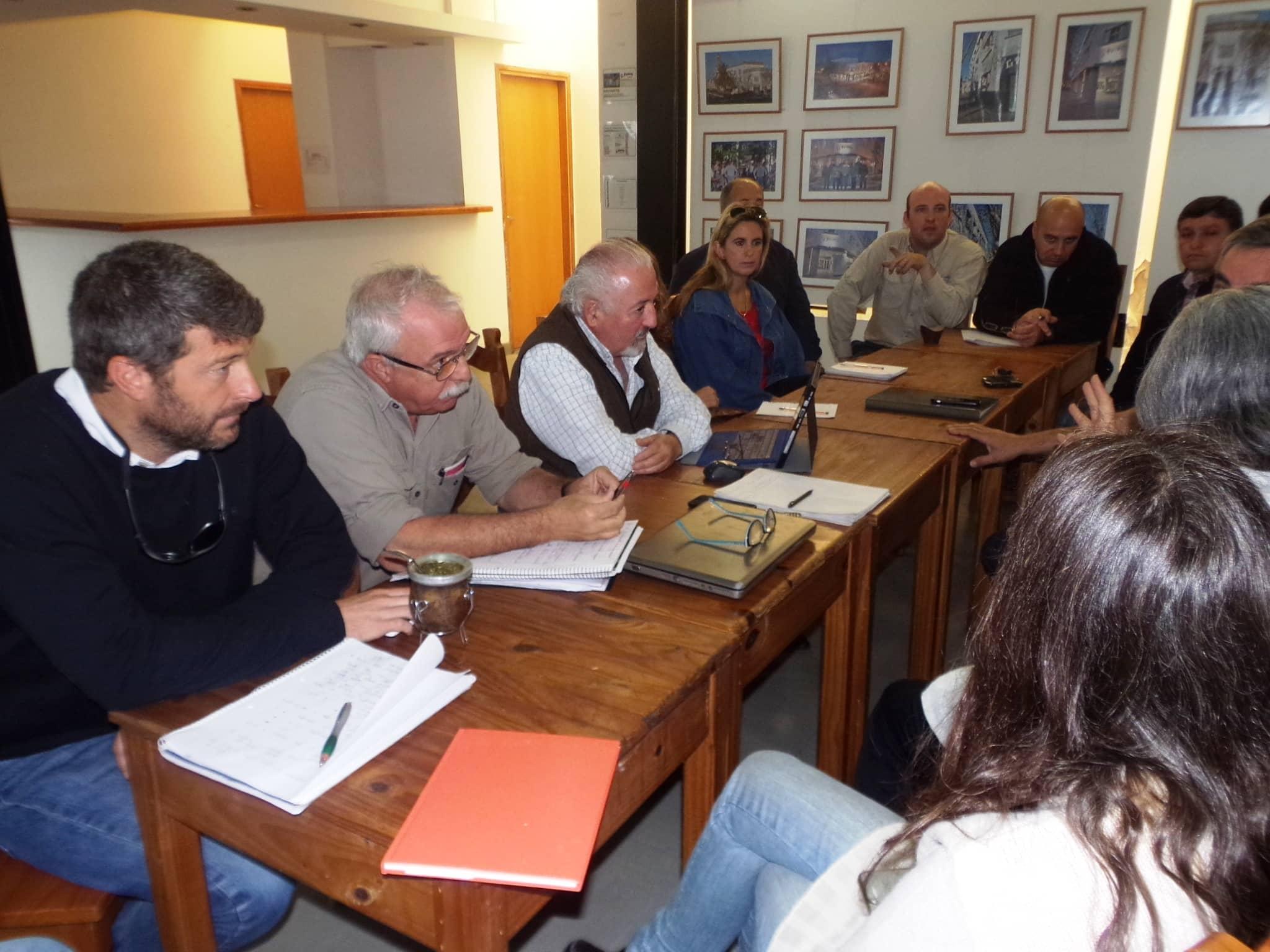 Reunión de la Mesa Consultiva