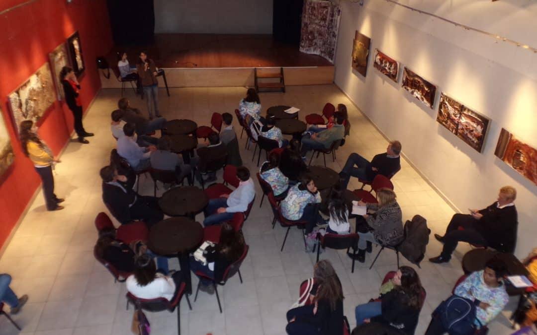 """Se realizó hoy un taller sobre el Programa """"Ciudades para Emprender"""""""