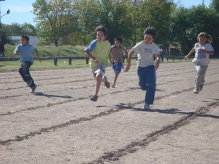Exitoso Encuentro Interbarrial de Atletismo