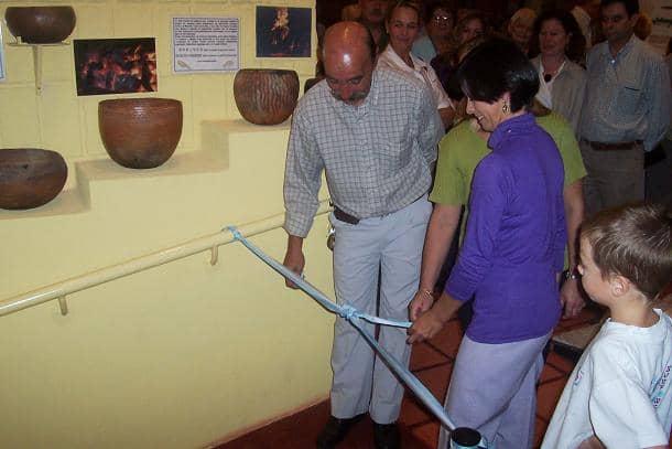 Se reabrió el Museo Histórico Conrado Villegas