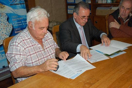 El Municipio y el SPAR acordaron obras por $5 millones
