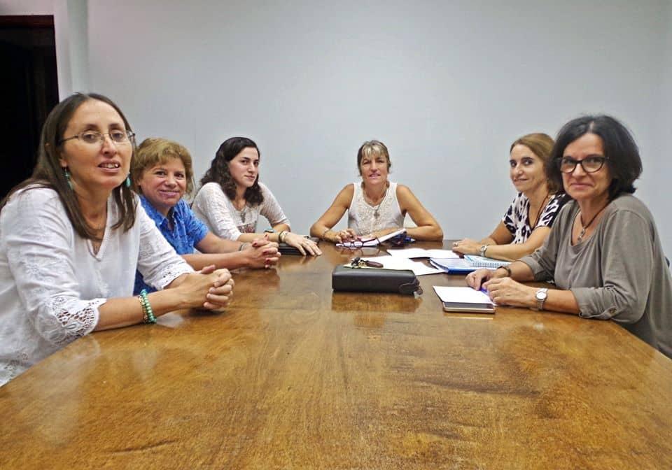 Se reunió la Junta de Créditos Universitarios y Terciarios