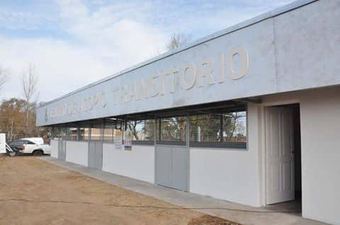 SE INAUGURÓ EL CENTRO DE ACOPIO TRANSITORIO