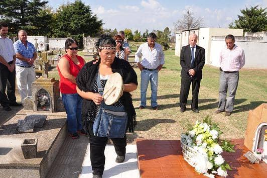 Reconocimientos a Villegas y Rinquel