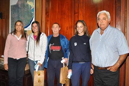Reconocimiento a finalistas de los Juegos Evita