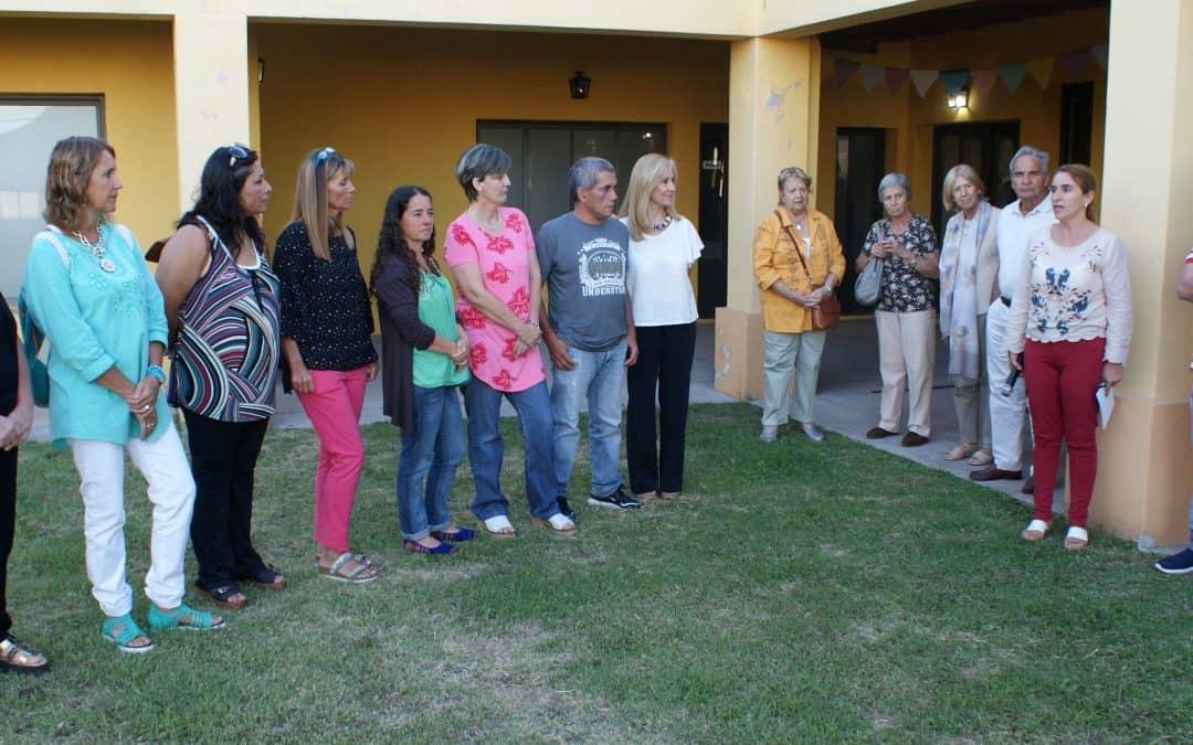 CERRO EL CURSO DE PANIFICADOS DE LA ESCUELA MUNICIPAL EN 30 DE AGOSTO Y HUBO MUESTRA Y ENTREGA DE DIPLOMAS