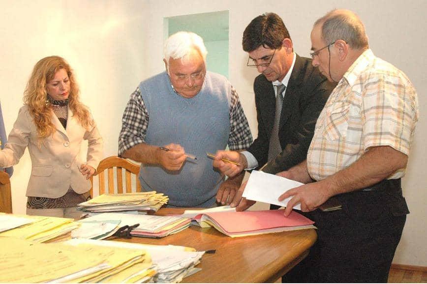 Se firmaron 38 nuevas escrituras de viviendas