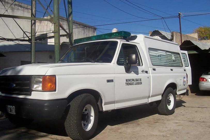 Recuperan una Ambulancia para Beruti