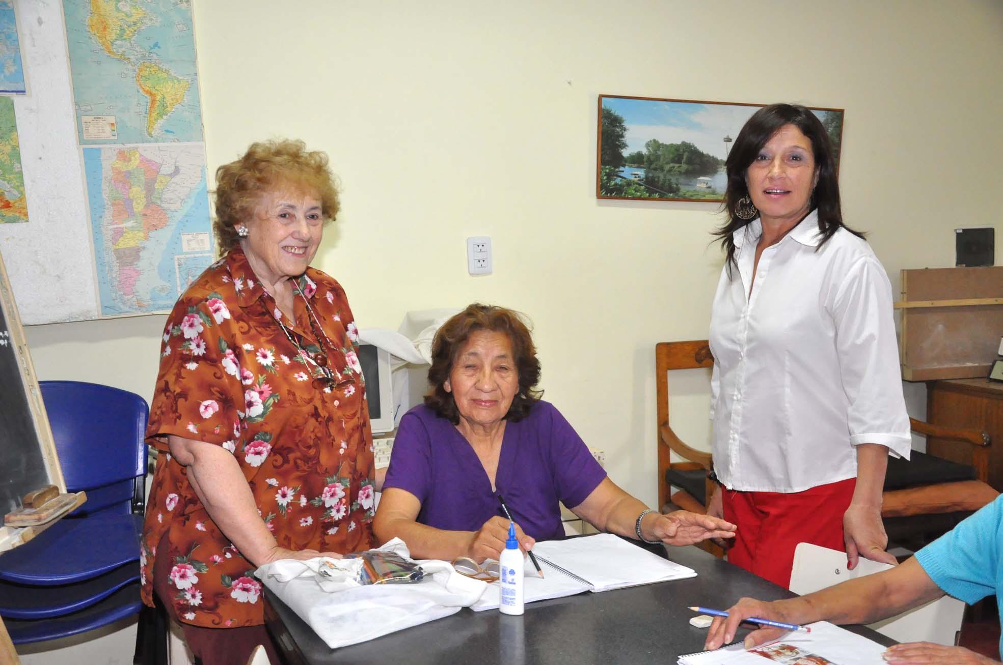 Los Centros de Alfabetización llevan 3 meses en funcionamiento
