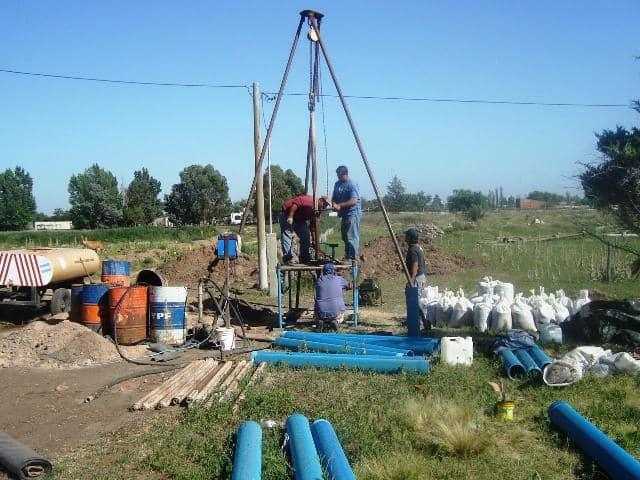 Nuevo pozo de agua en el sector sureste