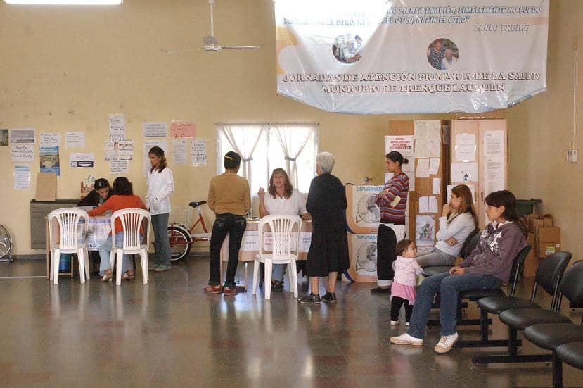 Más de 25 mil consultas en Centros de Referencia