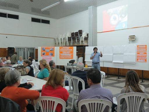 Se realizó la primera asamblea del PP en 30 de Agosto