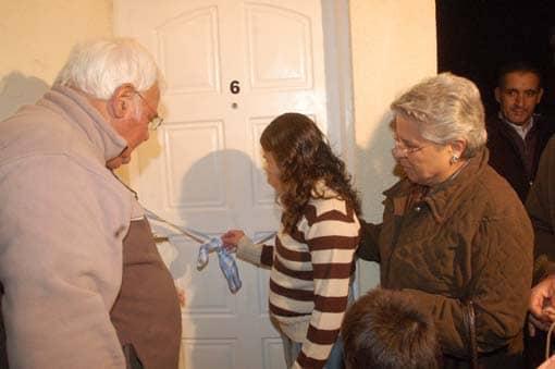 El municipio entregó 6 viviendas en Beruti