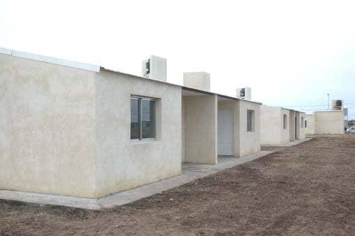 Buscan adjudicar 23 nuevas viviendas en Beruti