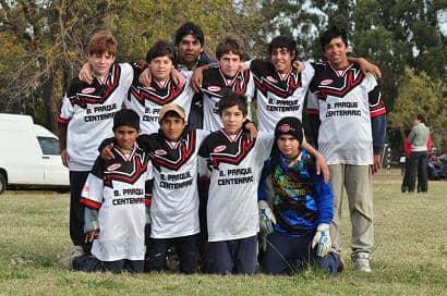 300 chicos en el segundo Torneo Interbarrial