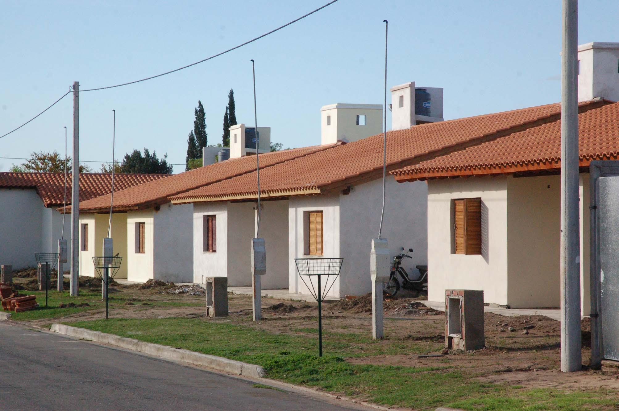 Las 423 viviendas, en marcha