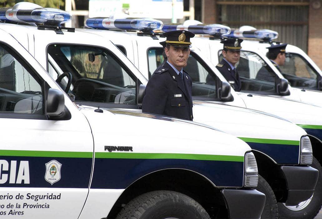 Llegan hoy (jueves) cinco móviles policiales