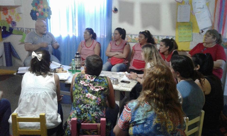 Finalizaron los planes de evacuación en los Jardines Maternales Municipales de Trenque Lauquen