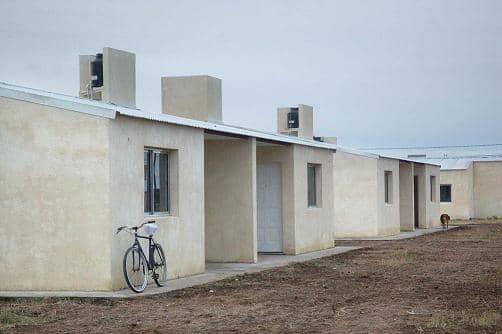 Se entregan hoy 10 casas en Beruti