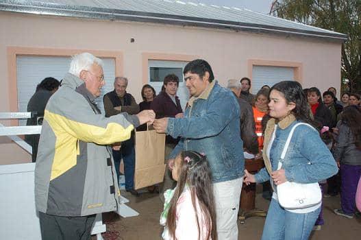 Treinta de Agosto: Se entregaron 30 viviendas