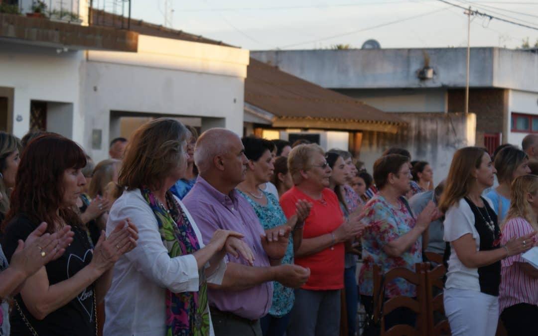Se realizó un acto y cierre de la Escuela Municipal y del área de Cultura en 30 de Agosto
