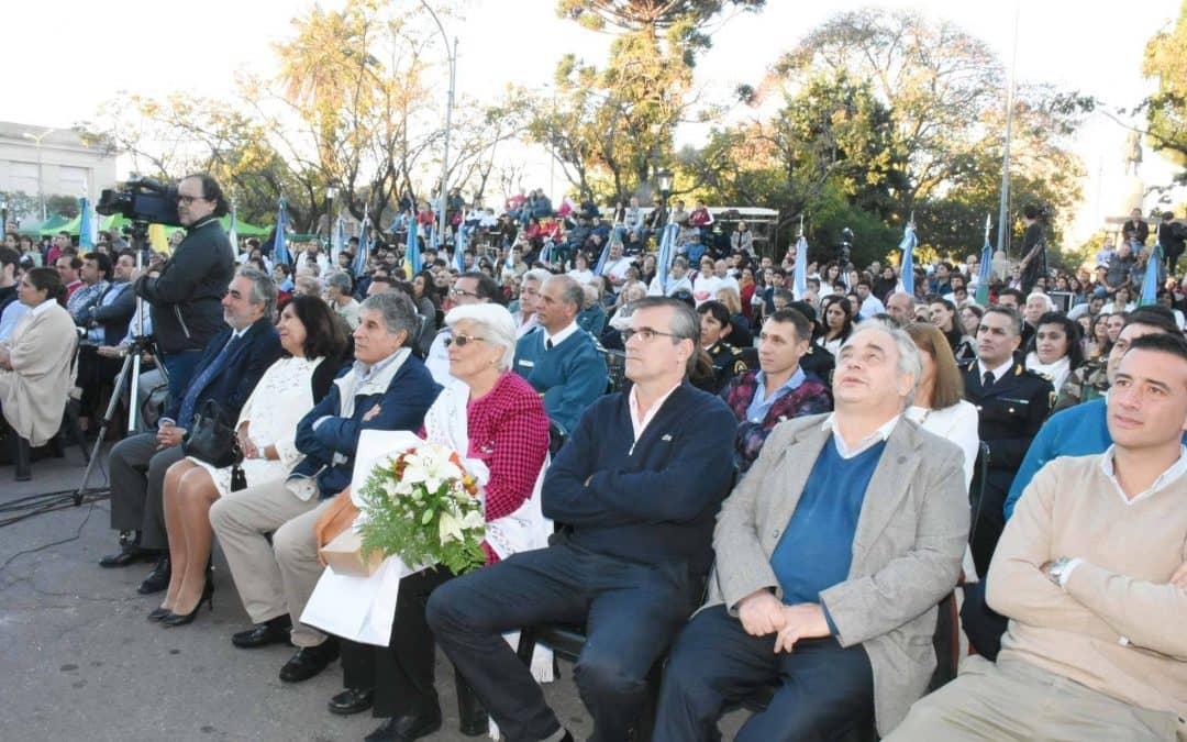 La comunidad celebró el 142 aniversario de la ciudad de Trenque Lauquen