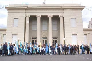 El Municipio suspendió el acto del 9 de julio
