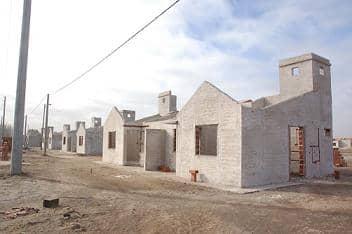 Avanza la construcción de más de 300 casas