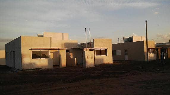 Finalizan 46 viviendas