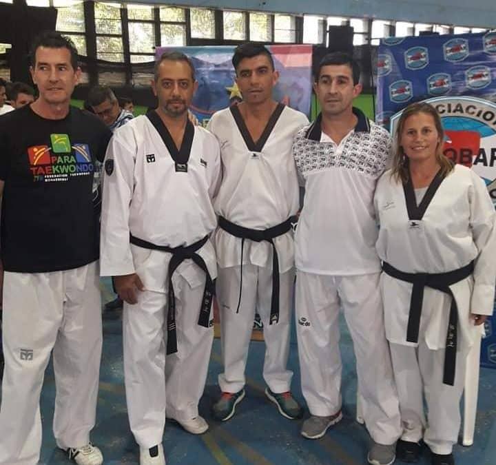 GABIO PARTICIPÓ DE UNA CAPACITACIÓN EN TAEKWONDO MUNICIPAL Y OLÍMPICO