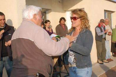 El Municipio entregó 10 viviendas en Beruti
