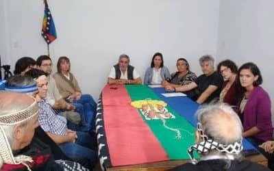 AVANCES POR EL CENTRO INTERCULTURAL RUKA KIMÜN Y UN PROYECTO PARA CEDER TIERRAS A LA COMUNIDAD MAPUCHE