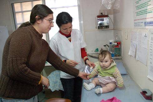 Más de 25.000 consultas en Centros de Salud