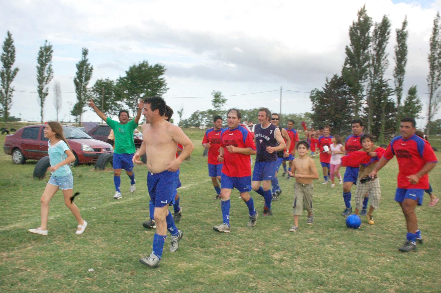 Se fue la primera del Torneo Villegas