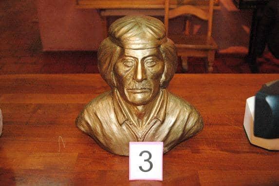 Se descubrirá el busto de Pincén