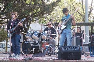 Nuevo festival en la Plazoleta Brown
