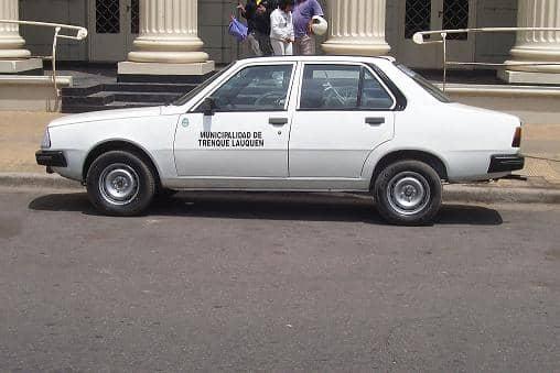 Recuperan un auto de 1991