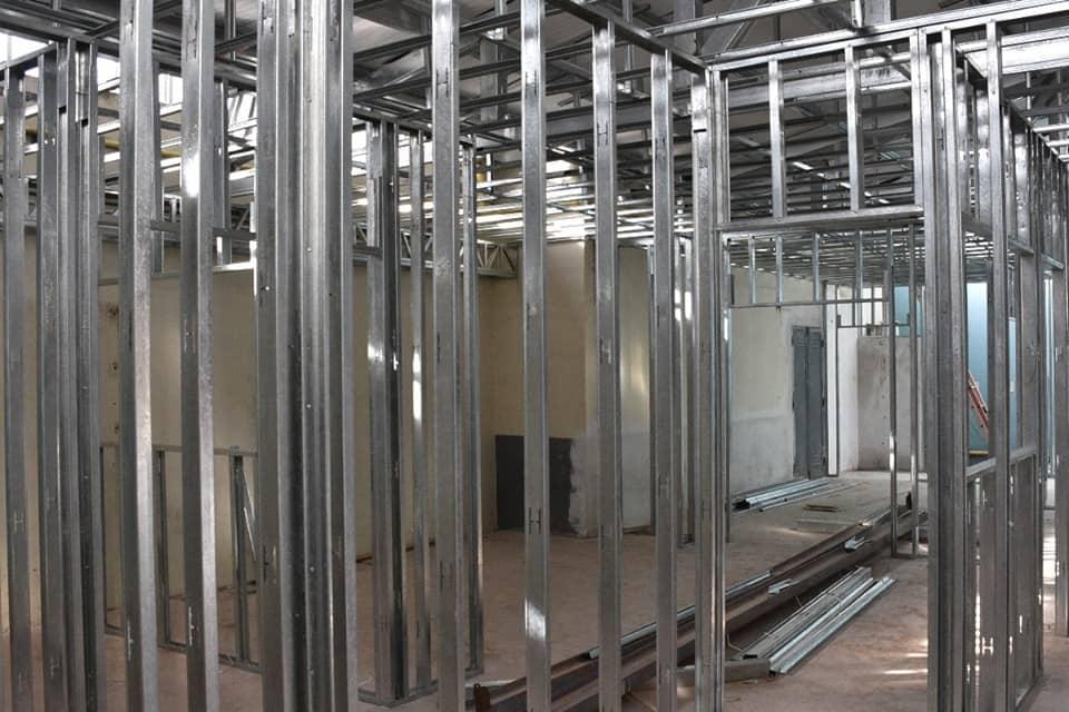 """CONSTRUYEN UN NUEVO CENTRO DE ESTERILIZACIÓN EN EL HOSPITAL """"PEDRO T. ORELLANA"""" PARA MEJORAR EL SERVICIO"""