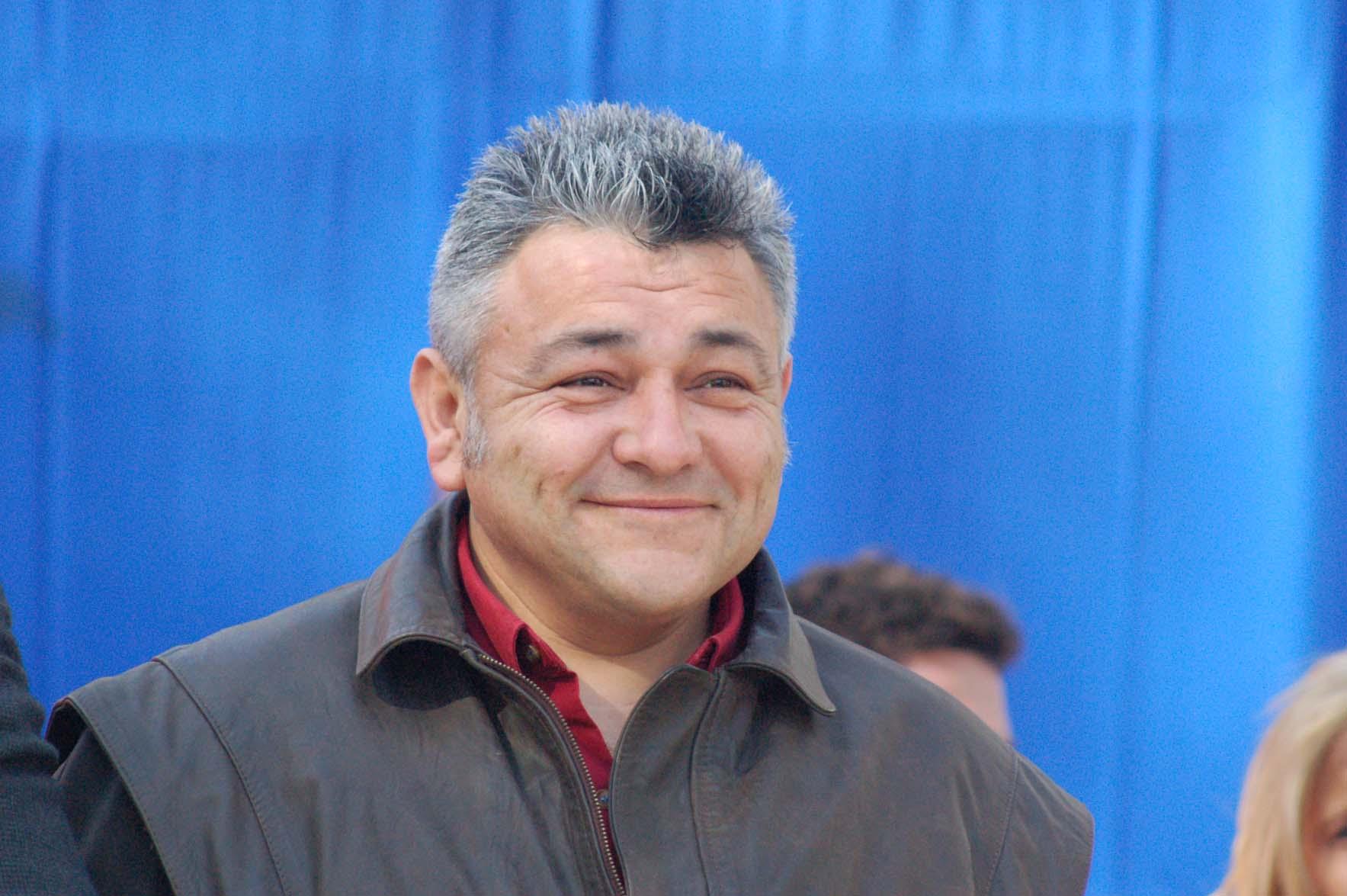 Roig recibió a los cuatro candidatos del Treinta