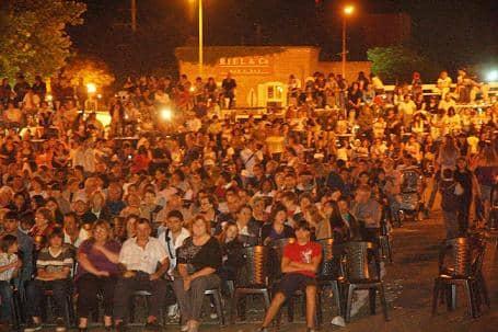 Más de 2.000 personas en Música en la Estación