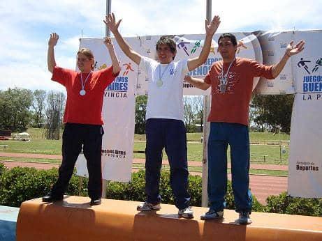 Incentivo municipal a los medallistas de Torneos