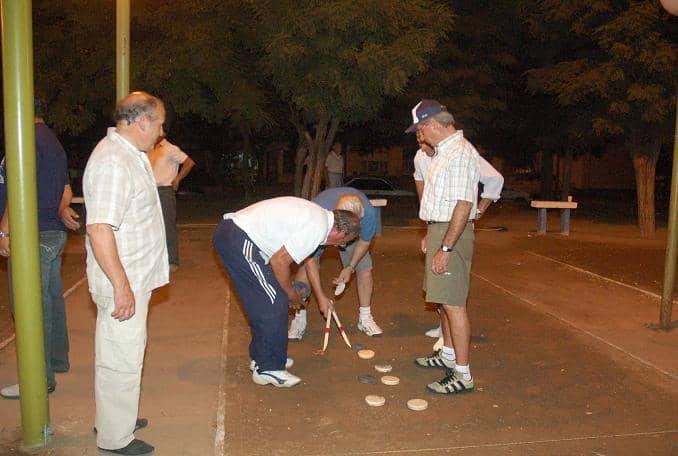 Inscriben para el 3º Torneo Regional de Tejo