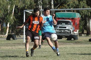Se Jugaron los Cuartos del Torneo Villegas