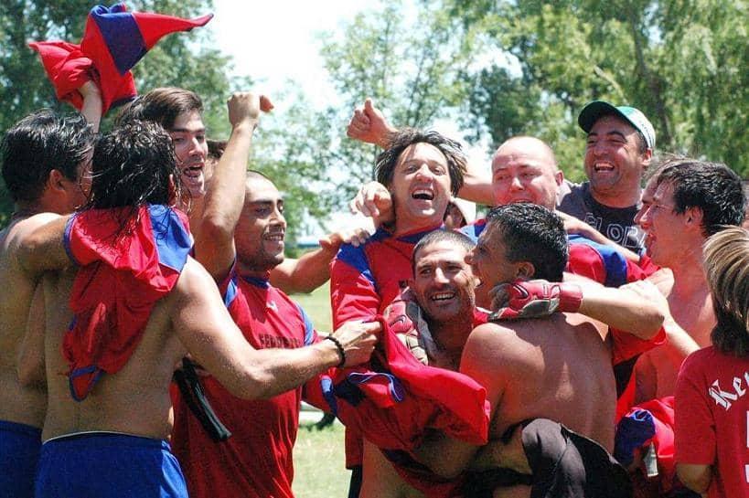 Argenfer se consagró campeón del Villegas