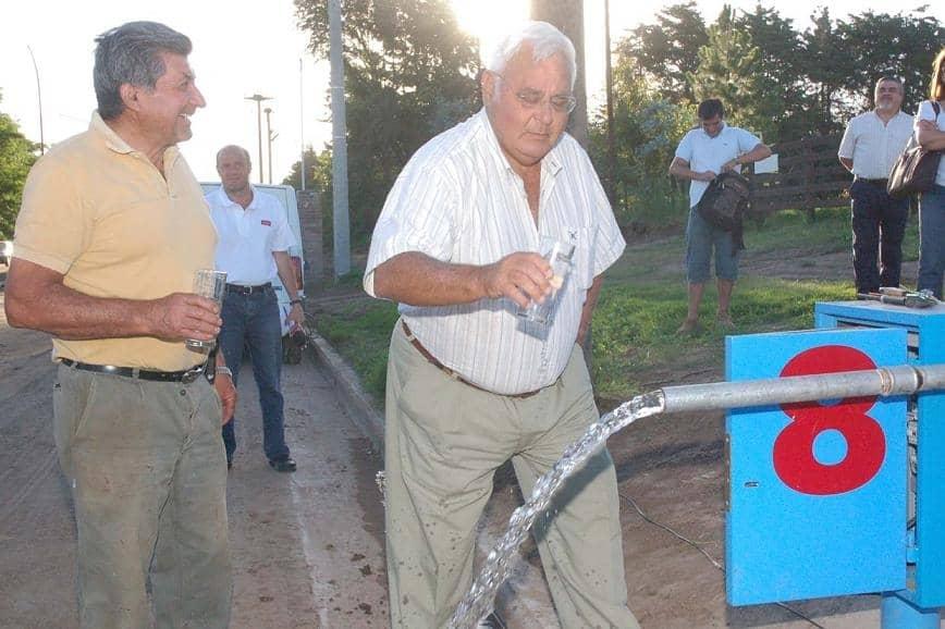 El Municipio inauguró 10 nuevos pozos de agua