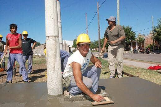 Avanzan los trabajos de las Cooperativas locales