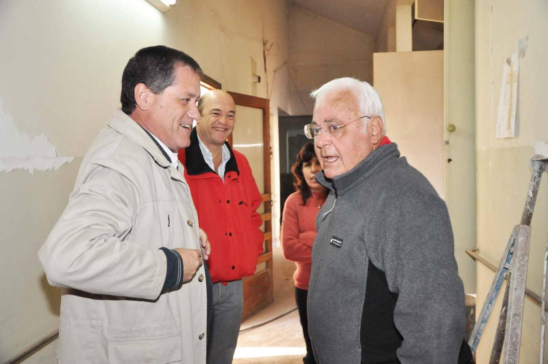 Legisladores visitaron el Hospital