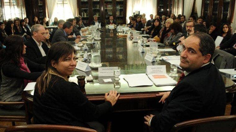 Se reunió el Consejo Provincial de coordinación presupuestario y fiscal