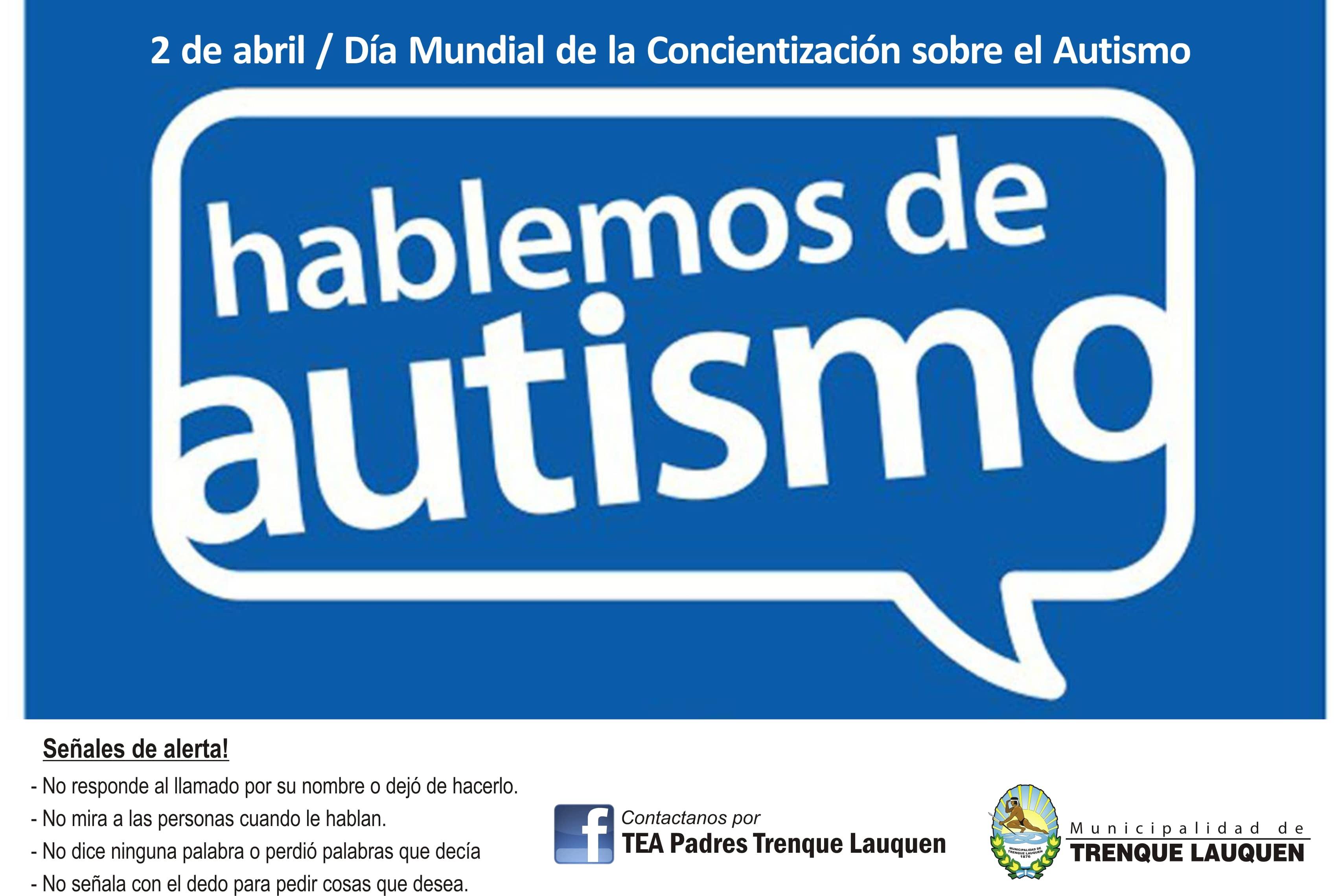 Jornada por el Día Mundial del Autismo